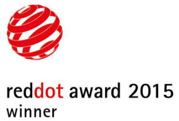 Red Dot Design Award Gewinner 2015